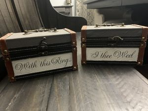 Wedding Ring Boxes for Sale in Stanfield, OR