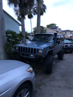Jeep xj for Sale in Fort Lauderdale, FL