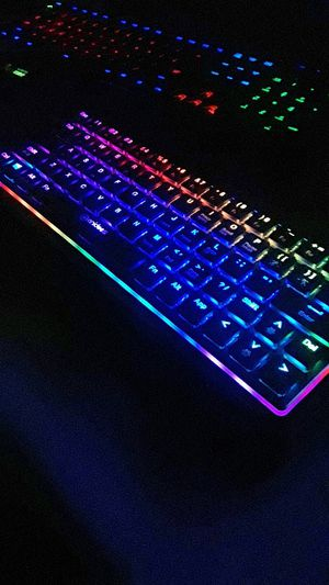 Anidees Prismatic RGB Keyboard for Sale in Port Richey, FL