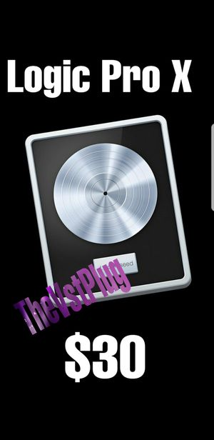 Logic Pro X for Sale in Los Angeles, CA