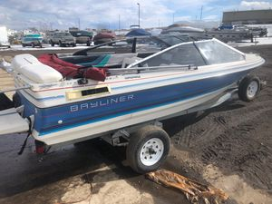 Open Bow Bayliner for Sale in Thornton, CO
