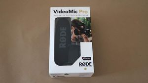 RODE VideoMic Pro for Sale in Miami, FL