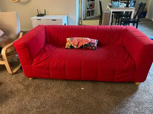 IKEA klippan couch for Sale in Silver Spring, MD