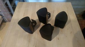 Polk Audio RM7 Surround Speakers x4 for Sale in Denver, CO