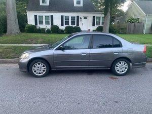 Honda Civic LX 2005 LOW MILES for Sale in Norfolk, VA