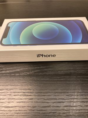 IPhone 12 (Blue) for Sale in Newport, AR