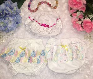 Ruffled Diaper Covers Size Newborn for Sale in West Palm Beach, FL