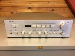 Denon PMA-750 Integrated Stereo Amplifier Mint Condition for Sale in Austin, TX