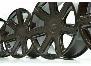"22"" Cadillac Escalade Wheels Rims 2015-2019 Factory OEM Black GM for Sale in Solana Beach, CA"