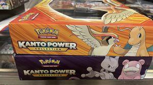 Pokemon Kanto Power for Sale in Miramar, FL