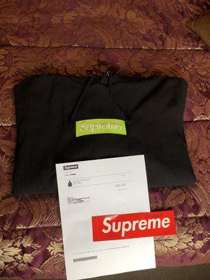 Supreme Box Logo Hoodie Sweatshirt Fw17 for Sale in Raleigh, NC