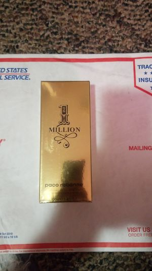 1 Million pace rabanne for Sale in Saginaw, MI