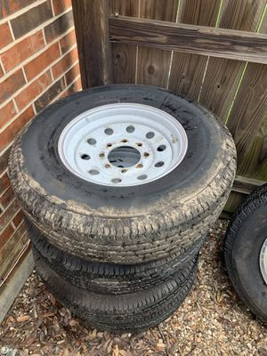 10 ply trailer tires new for Sale in Spring, TX