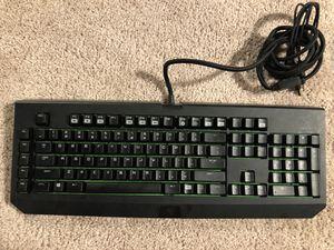 Razer keyboard. for Sale in Fairfax, VA