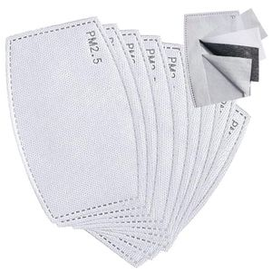 100pcs PM 2.5 Activated Carbon Filters - Brand New for Sale in Hudson, FL