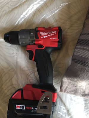 Milwaukee hammer drill driver for Sale in Detroit, MI