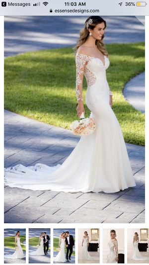Beautiful wedding dress for Sale in Chelsea, MA