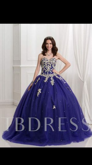 Prom/quinceanera dress for Sale in Houston, TX