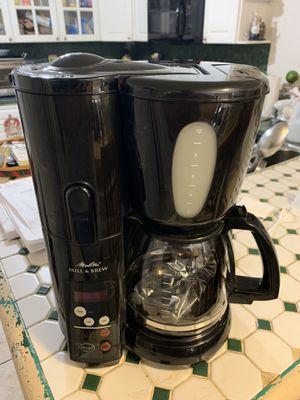 Melitta Mill & Brew MEMB1 Coffee Maker NEW for Sale in Miami, FL