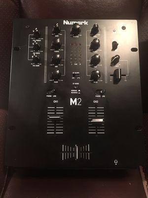 DJ Mixer Numark M2 for Sale in Seattle, WA