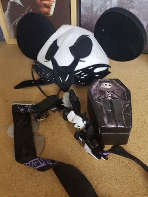 Nightmare before christmas pins hat for Sale in Winter Park, FL