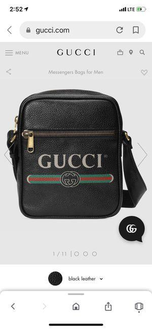 GUCCI messenger bag! for Sale in Scottsdale, AZ