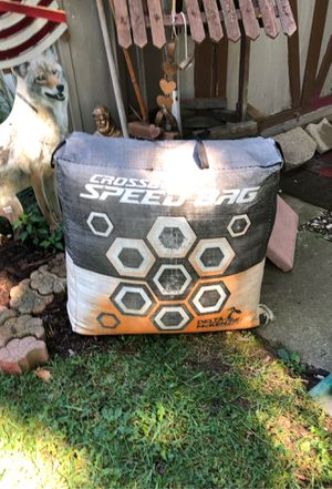 Delta McKenzie crossbow speed bag for Sale in Indianapolis, IN