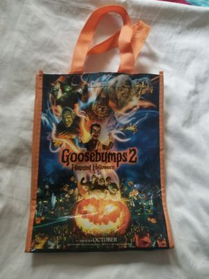 Goosebumps 2 Promo Tote 2018 for Sale in Galloway, OH