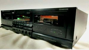 Onkyo dual cassette tape deck TA-RW470 for Sale in Bell Gardens, CA