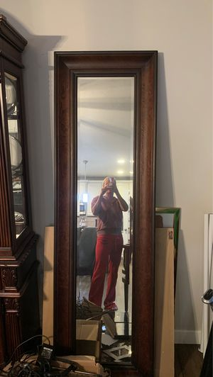 Tall mirror for Sale in Morgan, UT