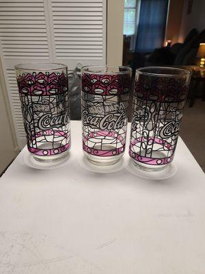 Coca-Cola glassware for Sale in Middleburg, PA