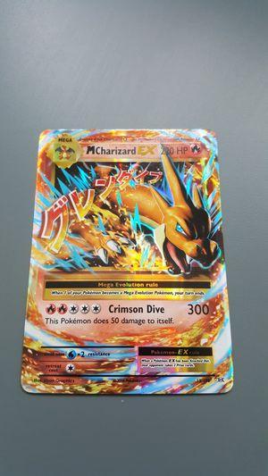 Mega Charizard EX & Charizard EX Pokemon Cards for Sale in Phoenix, AZ