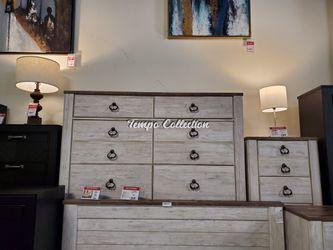 Dresser, Whitewash, SKU# B267-31TC for Sale in Santa Fe Springs,  CA