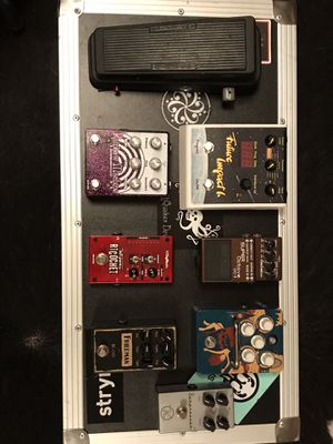Guitar pedals for Sale in West Springfield, VA