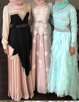 Teen or young lady evening gowns for Sale in Dearborn, MI