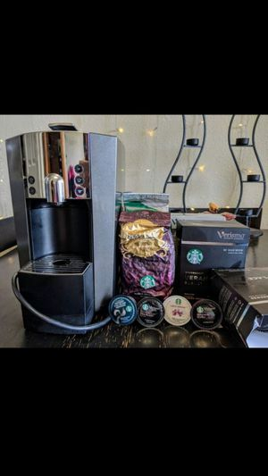 Single Cup Coffee Maker - Starbucks Verismo for Sale in Tacoma, WA