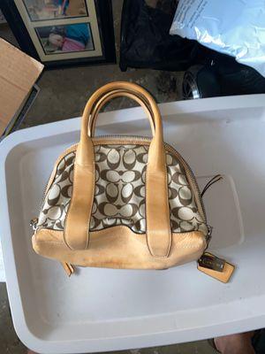 **REAL Coach handbag/purse*** for Sale in Virginia Beach, VA