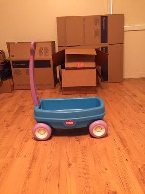 Little tikes wagon for Sale in Altavista, VA