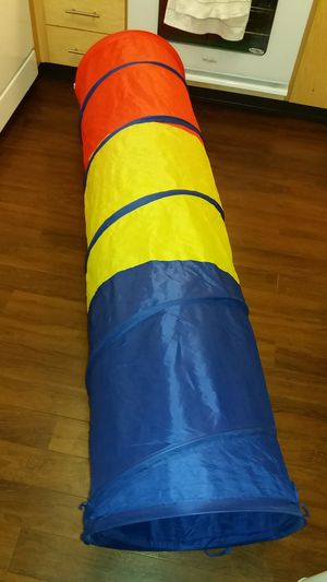 Dog folding tunnel for Sale in Tigard, OR