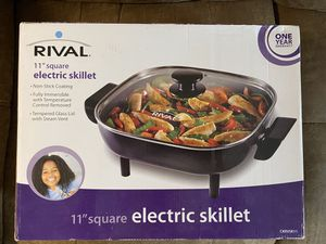 New Electric Skillet for Sale in Wichita, KS