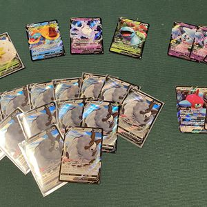 Assortment Of 169 Pokémon Cards for Sale in Humble, TX