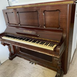 Byron Mauzy Antique Piano for Sale in Foster City, CA