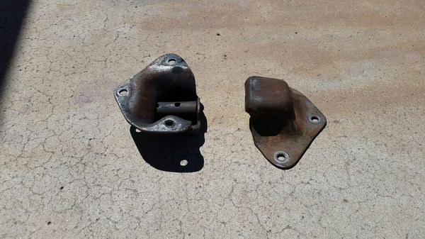 G Body 3 8 and 4 1 Frame mounts for Sale in Phoenix, AZ - OfferUp