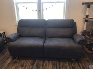 Ashley Signature electric reclining couch and loveseat for Sale in Ashburn, VA