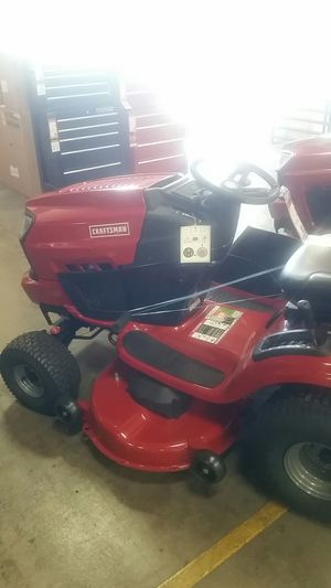 Craftsman tractor mower for Sale in San Diego, CA