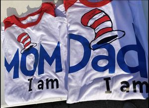 Dr. Suess Mom/DAD I am baseball tees for Sale in Chicago, IL