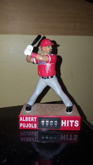 Albert Pujols 3000 hits Action Figure/Bobblehead for Sale in Moreno Valley, CA