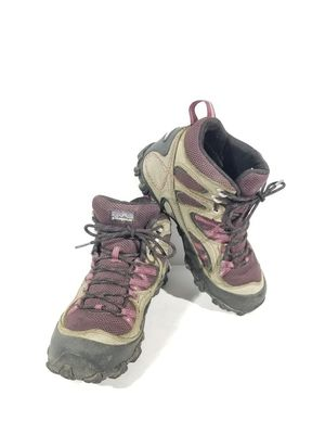 PATAGONIA DRIFTER A/C Mid Hickory/Wine Trail Hiking Shoes Women's Size 7 :S7 for Sale in Thornton, CO