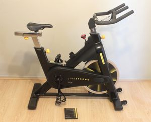 Livestrong LS9.9iC Spin Bike Cycle Trainer Exercise Bicycle Workout Stationary Indoor Cycling for Sale in Glendora, CA