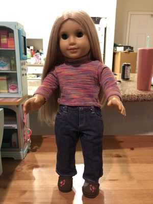 American Girl Doll Julie for Sale in Santa Ana, CA